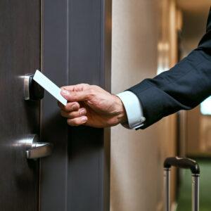 Domotica hotel e Controllo accessi
